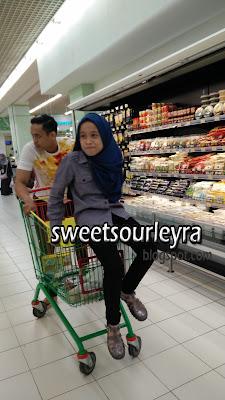 Syawal : Jengah Lulu Hypermarket