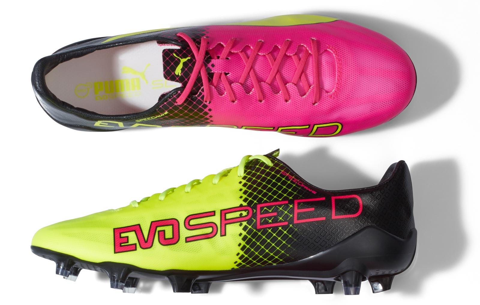 Fußballschuhe Puma Evospeed