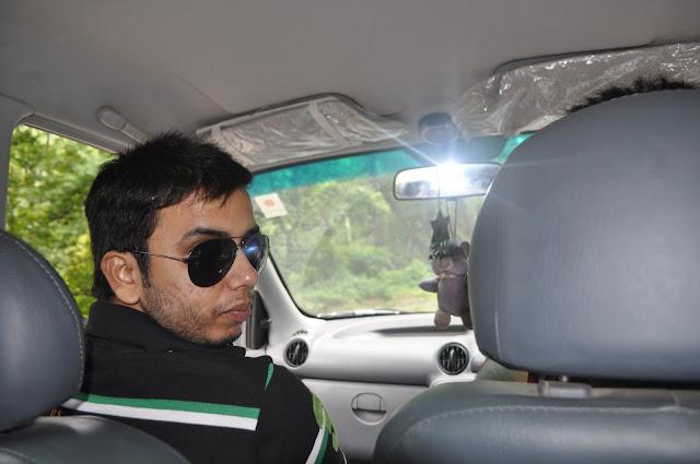 road trip mussoorie