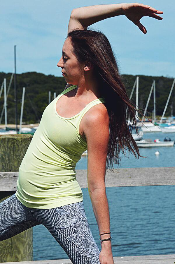 lululemon clear-mint-cool racerback dottie-tribe