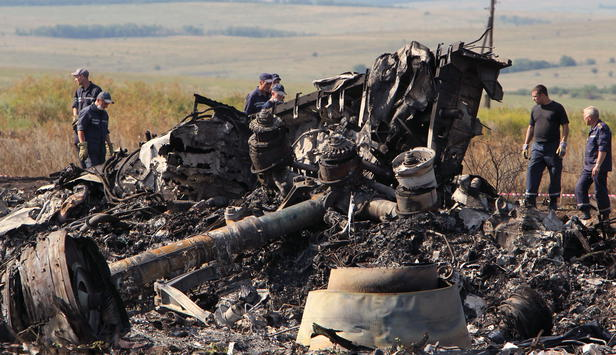 MH17: conspiracy, The most bizarre theories