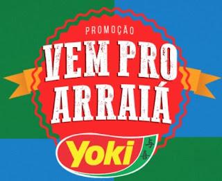 Promoção Yoki Festa Junina 2017 Vem Pro Arraiá