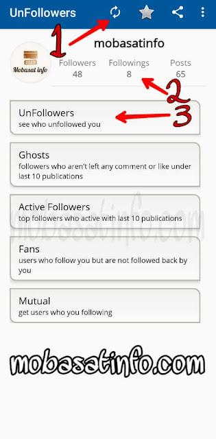 برنامج حذف الاشخاص الذين تتابعهم ولايتابعوك في الانستقرام