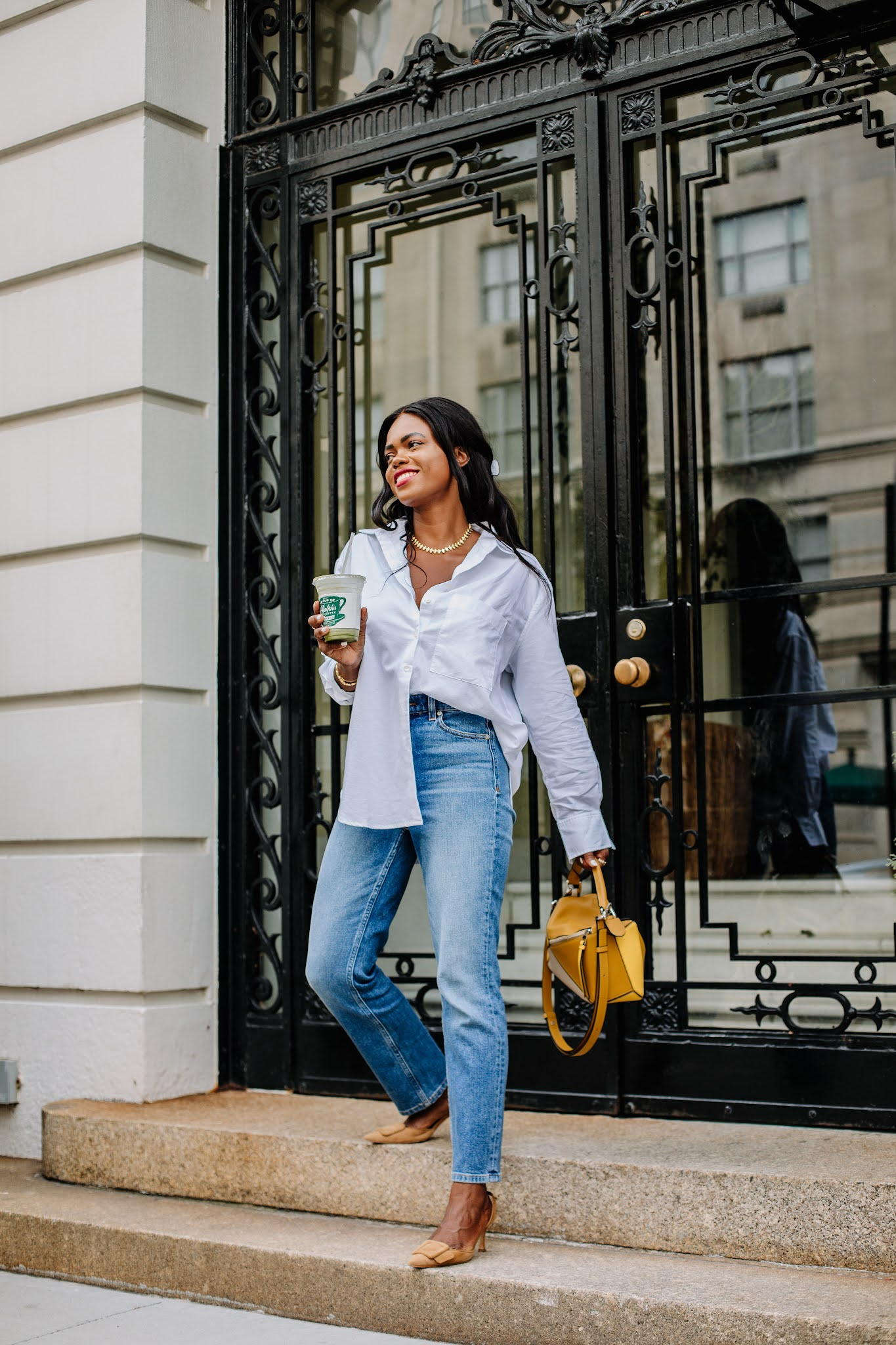 How I Finally Found The Perfect Pair of Jeans