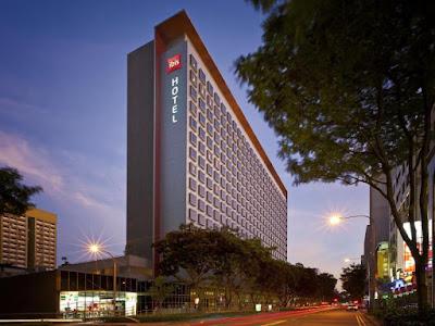 Cheap Hotel: Ibis Singapore on Bencoolen Hotel