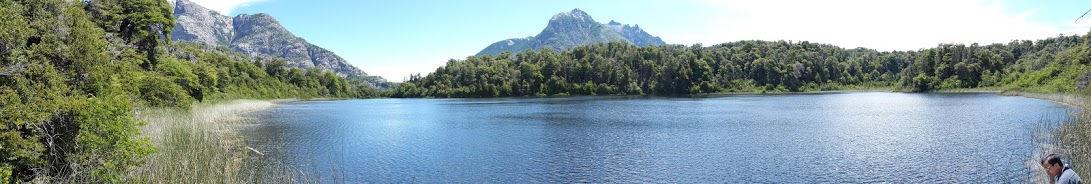 Uitzicht Patagonië in Argentinië