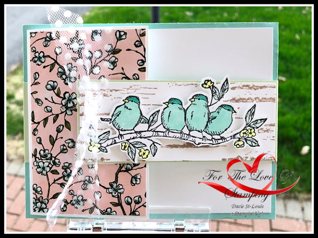 For The Love of Stamping~: Free As A Bird - Sneak Peak 2020