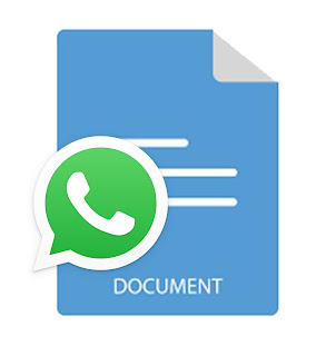 CARA MENDOWNLOAD FILE DOKUMEN DARI WhatsApp