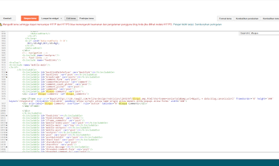 Cara Hapus HTML Gadget Disqus Comment di Template Blog Tanpa Error