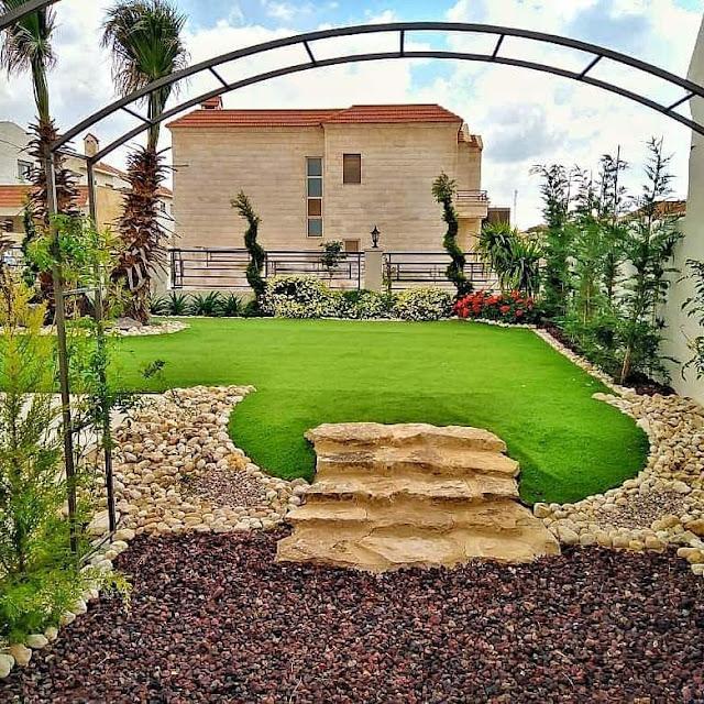 ديكورات حدائق منزلية بجدة, تزيين الفلل والمنازل في جدة