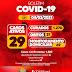 Jaguarari registra 02 novos casos de Covid-19 nesta quinta-feira (04)