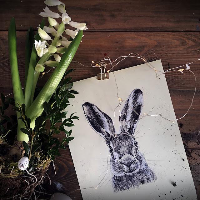 Nie znam większego, prawdziwszego, piękniejszego przepisu. Nie znam rady, która obejmowała by wszystkich - tak jak ta. Kochajcie się, nie tylko od Święta. Życzenia Wielkanocne na www.any-blog.pl