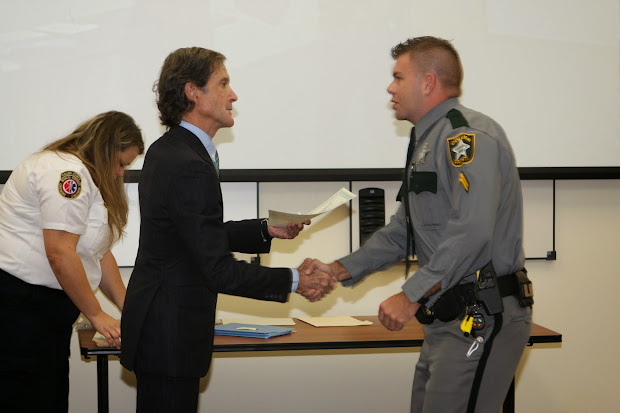 Collier County Jail Deputy - Year of Clean Water