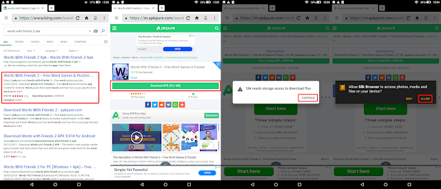 How To Get Android Apps And Google Play Store On An Amazon Fire Tablet