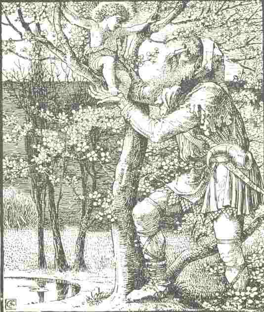 The Selfish Giant - a fairy tale by Oscar Wilde