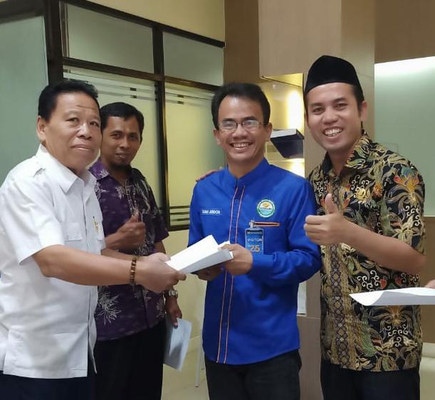 Tim Penilaian Lomba Desa Wisata Nusantara Kunjungi Situ Binong
