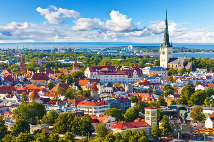 Top 10 Places to See in the Baltic States - Tallinn, Estonia