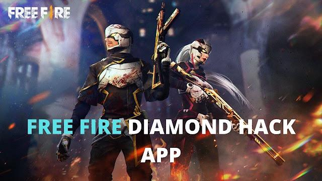 FREE FIRE Diamond Hack 99,999 App | FREE FIRE Diamond Generator Without Human Verification
