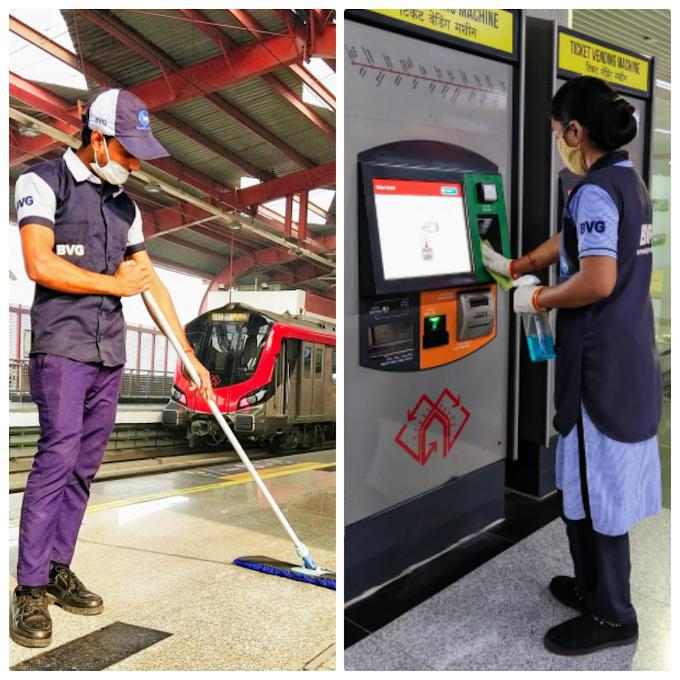 9 जून से सुरक्षित यात्रा कराने के लिए लखनऊ मेट्रो तैयार
