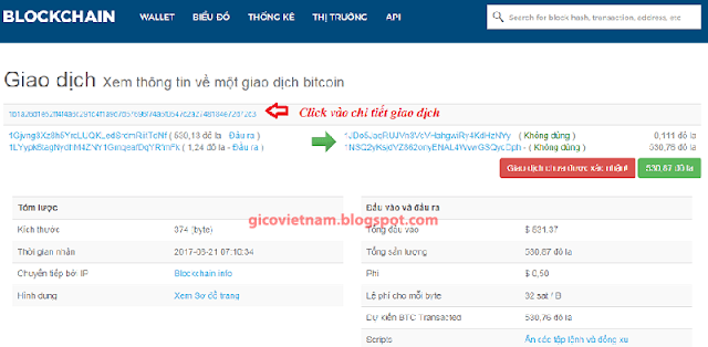mẹo xử lý bitcoin bị treo trên blockchain