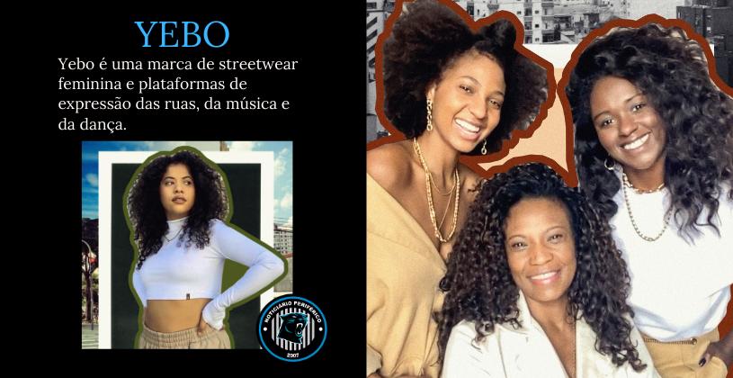 YEBO, a mais nova marca de streetwear feminina