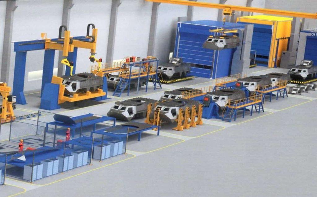 М'янма налагоджує виробництво БТР-4 і САУ Гвоздика