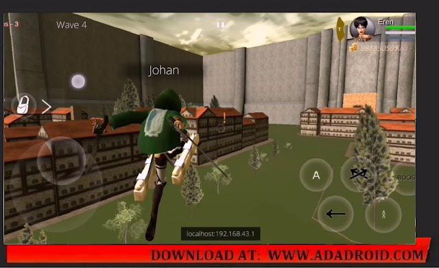 aot mobile v03.0 mod apk