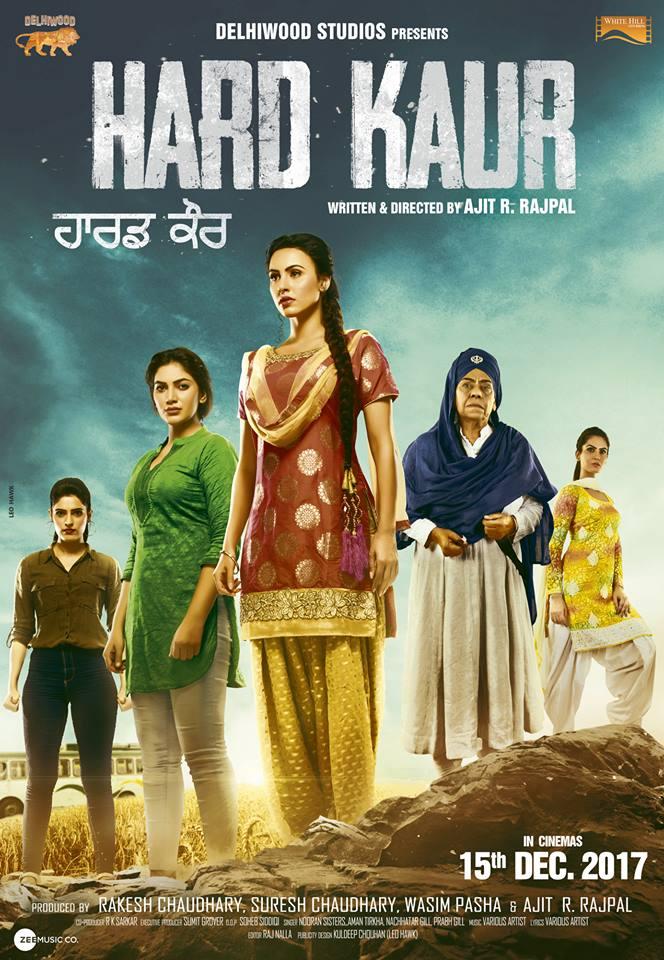Hard Kaur (2017) Punjabi 720p HDTV x264 1.2GB