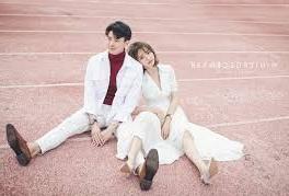 foto pre wedding korean style