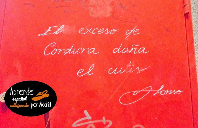 poema Alonso