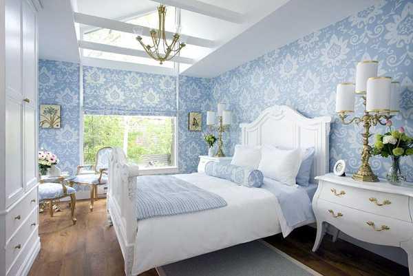 38 Desain Kamar Tidur Minimalis Warna Biru Penuh Kreasi Dan