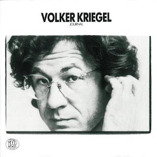 Volker Kriegel - 1981 - Journal