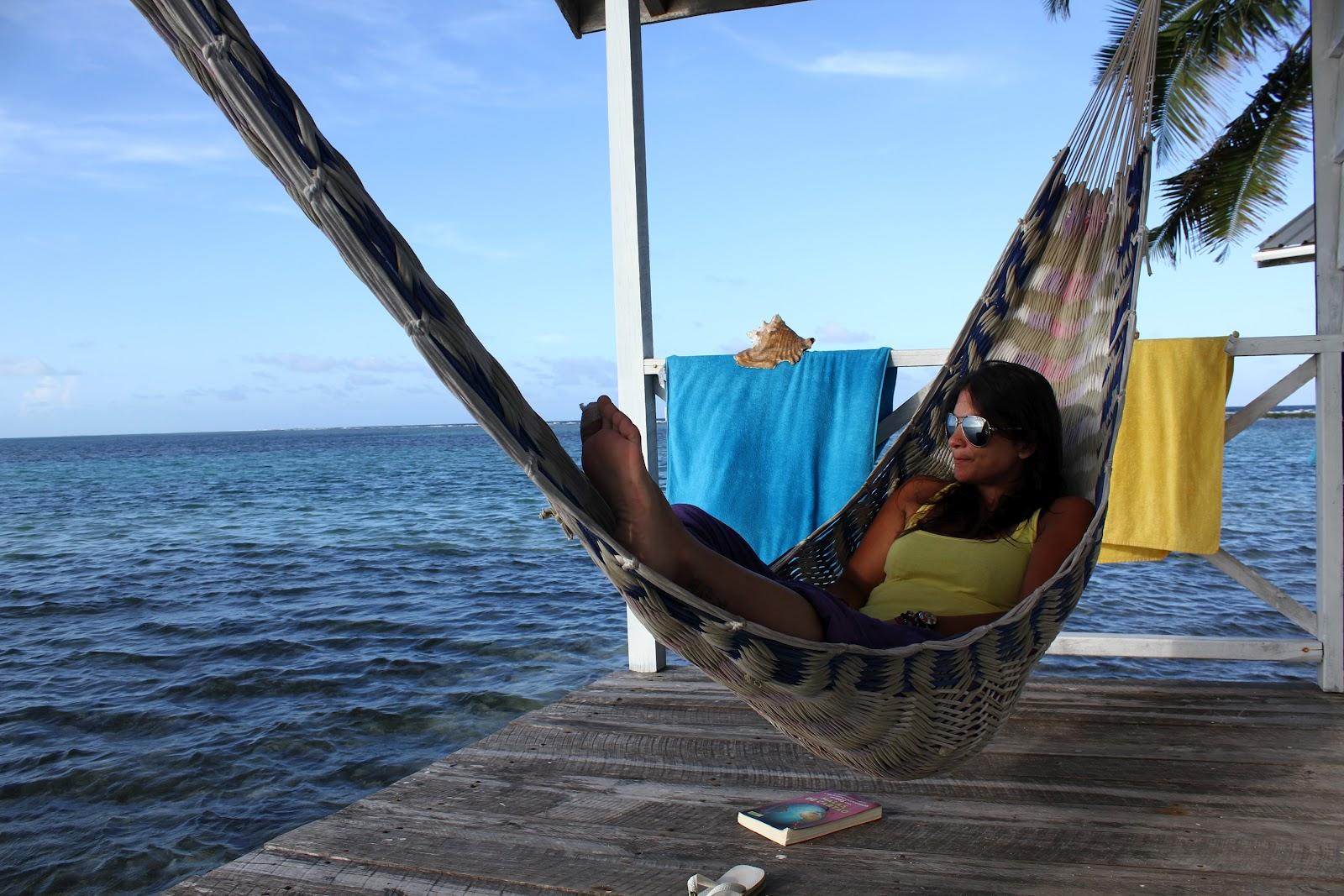 As praias e recifes paradisíacos de TOBACCO CAYE - Um atol no mar das Caraíbas | Belize