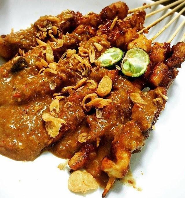 Sate Ayam - Resep Olahan Ayam