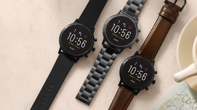 smartwatch produktif