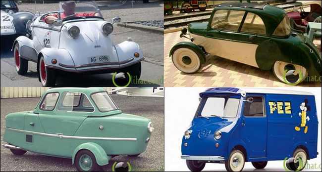 Gambar Aneh Unik 5 Mobil Kecil Dengan Harga Selangit