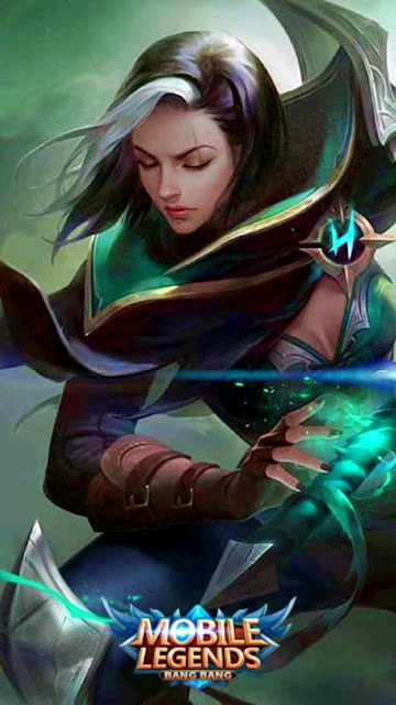 Wallpaper Benedetta Mobile Legends