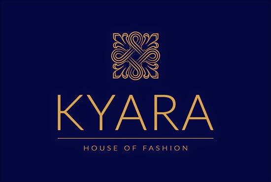 Bold & Thin line Logo Kyara
