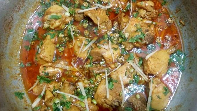 Best Chicken Achar Gosht Recipe