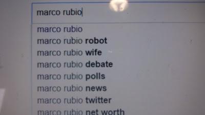 rubio robot meme