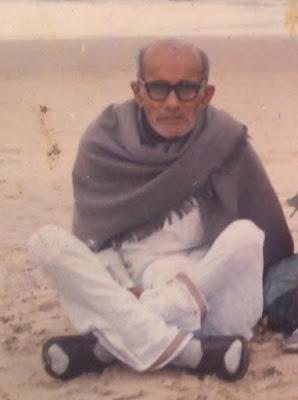 Bholanath Mukhopadhyay around 1990 2
