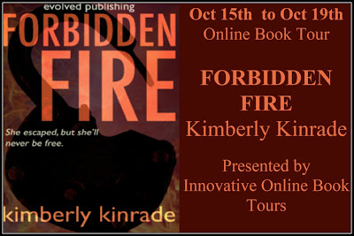 Blog Tour: Forbidden Fire by Kimberly Kinrade *Review & Giveaway
