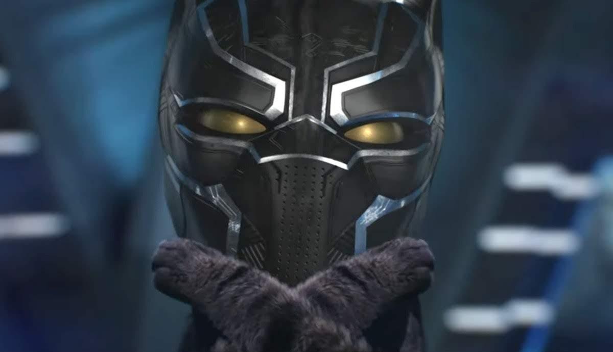 Black Panther Cat vs. Killmonger Cat : ヒョウはネコ科だけに、ネコのブラック・パンサーとキルモンガーの対決を描いた、おかしなショート・フィルム ! !
