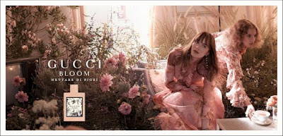 Dakota Johnson w kampanii Bloom Nettare di Fiori