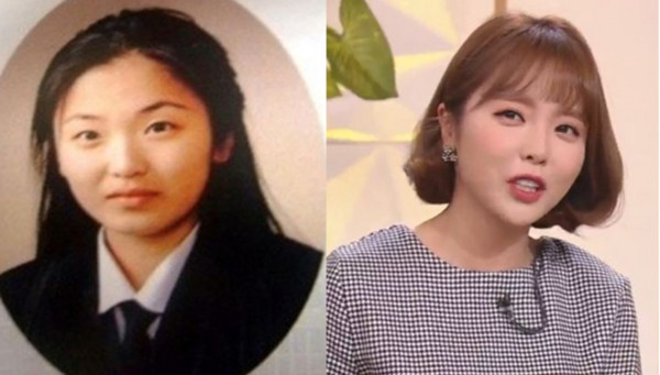 「娃娃童顏」韓女星認:眼鼻都動過! 18歲塌鼻照曝光