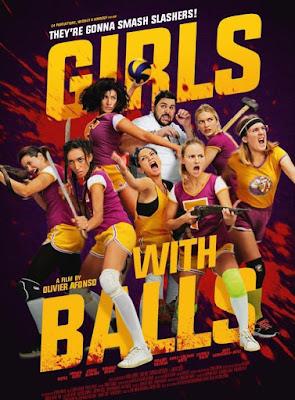 Girls With Balls 2018 Dual Audio Hindi 720p HDRip 600MB