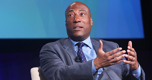 Byron Allen, founder and CEO of Entertainment Studios Network
