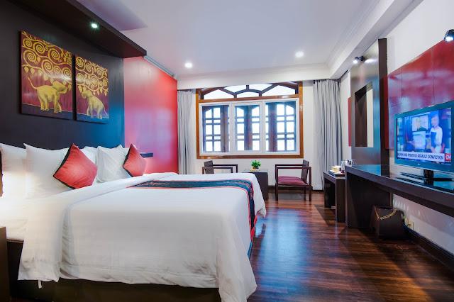 Memoire D'Angkor Boutique Hotel