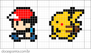 Marios Bross e Pikachu