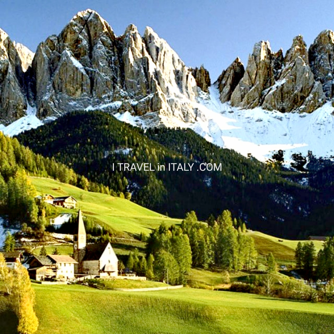 © - I TRAVEL in ITALY .COM   A story leaked from the photo by [ Recommended by travelers to Italy ]